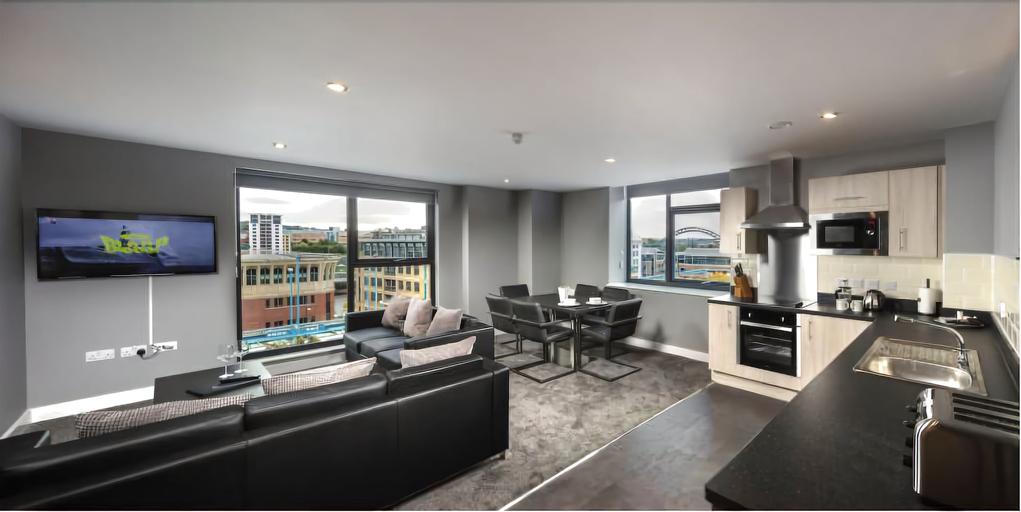 Dream Apartments Quayside, Newcastle upon Tyne