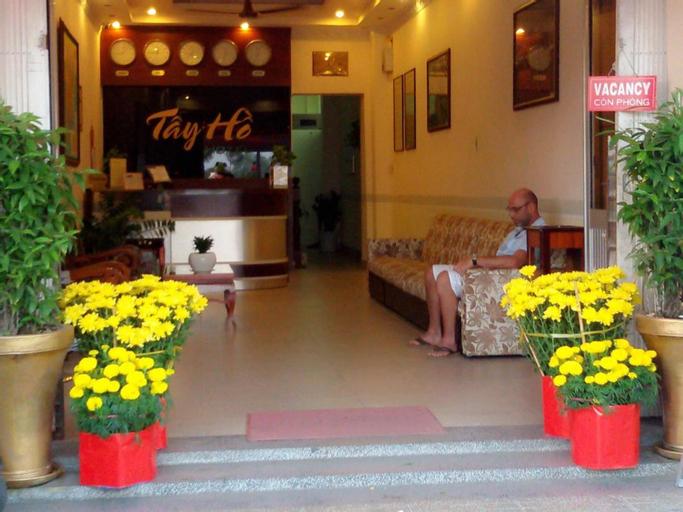 Tay Ho Hotel, Ninh Kiều
