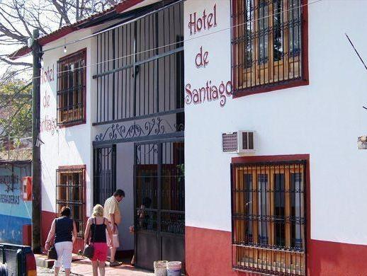 Hotel De Santiago, Chiapa de Corzo