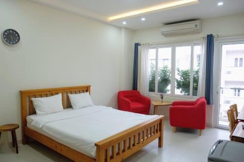 Santorino serviced apartment, Bình Thạnh