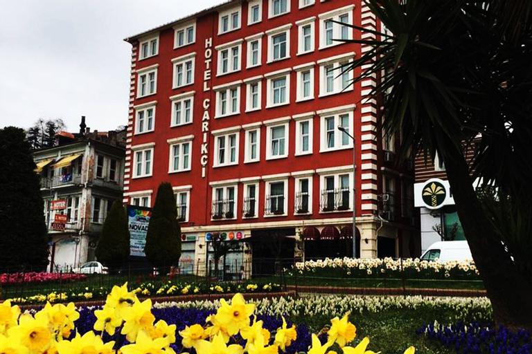 Carikci Hotel, Merkez