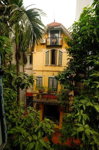 French-styled house, Từ Liêm