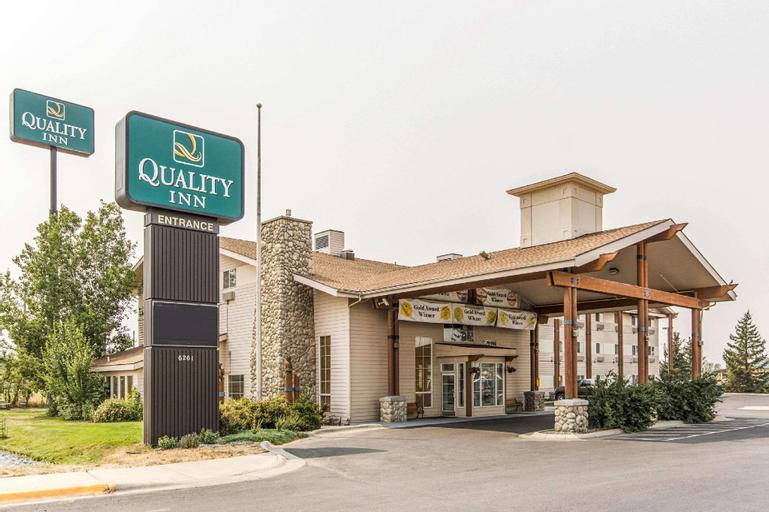 Quality Inn, Gallatin