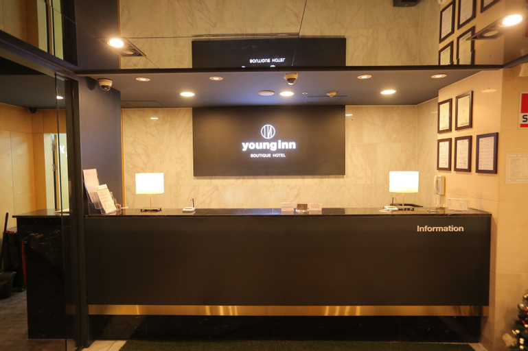 Boutique Hotel YOUNG-Inn, Jung
