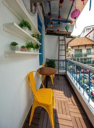 4beds with balcony 100m to Hanoi Train Station, Hoàn Kiếm