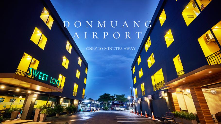Sweet Loft Hotel Don Muang, Don Muang
