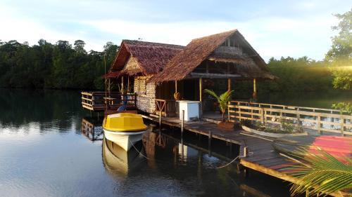 Pepele Eco-Lodge, Buini Tusu