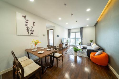 Jaan's Luxury Serviced Apartment @Lancaster Hanoi, Ba Đình
