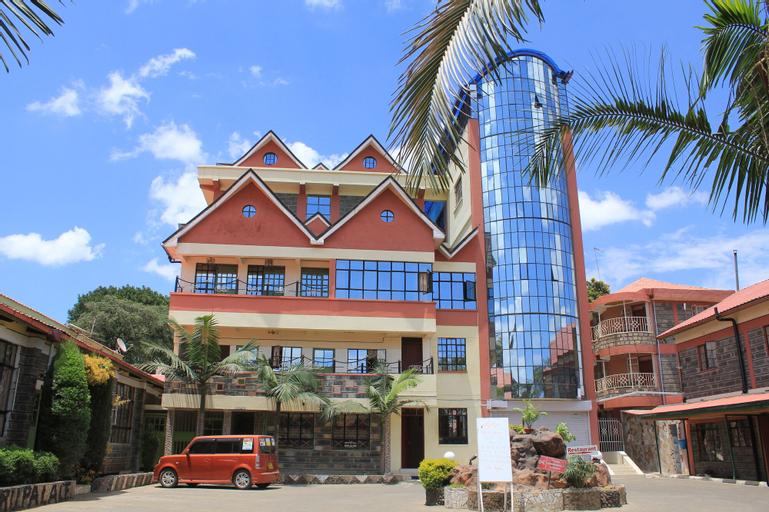 Nuru Palace Hotel, Nakuru Town East