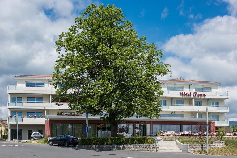 Hôtel Glanis, Nyon