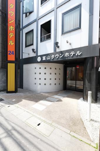 Toyama Town Hotel 24, Toyama