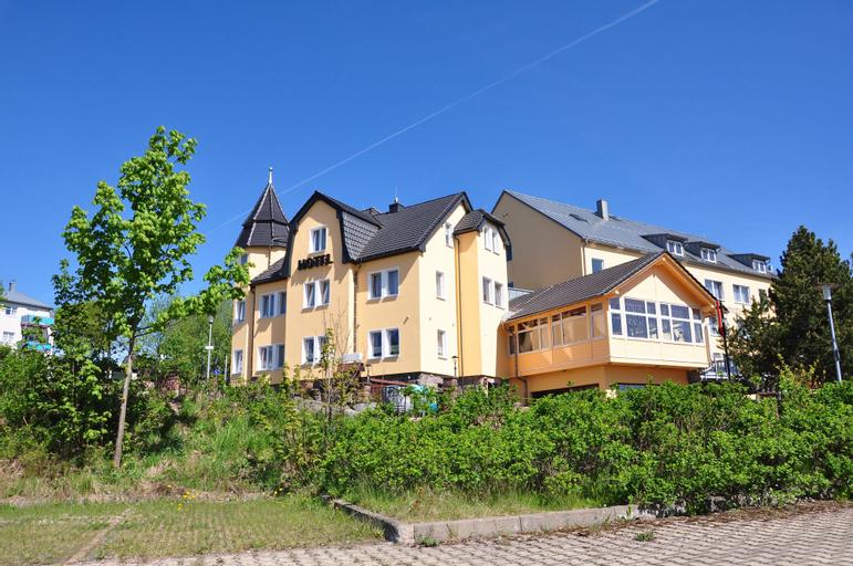 Schlossberghotel Oberhof, Schmalkalden-Meiningen