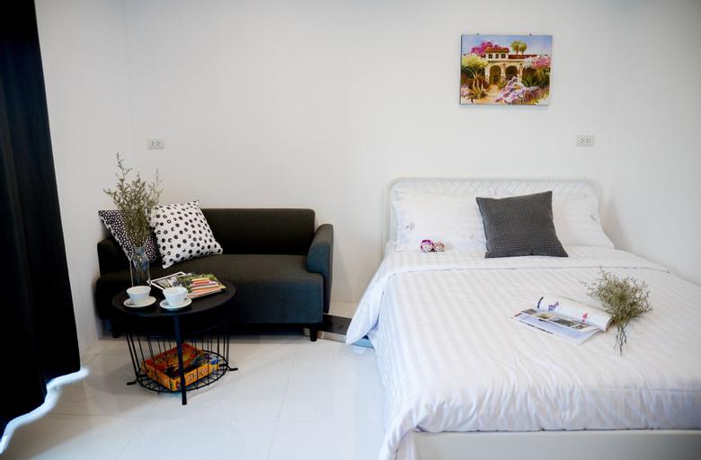 The Pattern Service Apartment, Khlong San