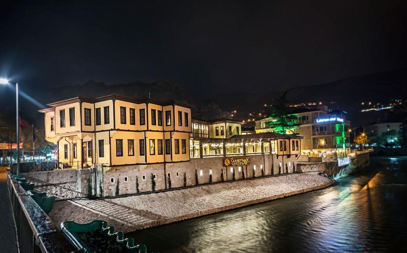 Sarikonak Boutique & SPA Hotel, Merkez