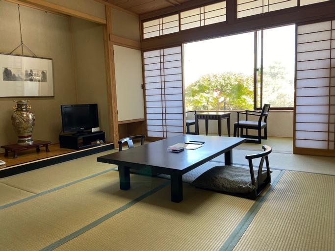 "Japanese Inn ""IWASO"", Iwaki"