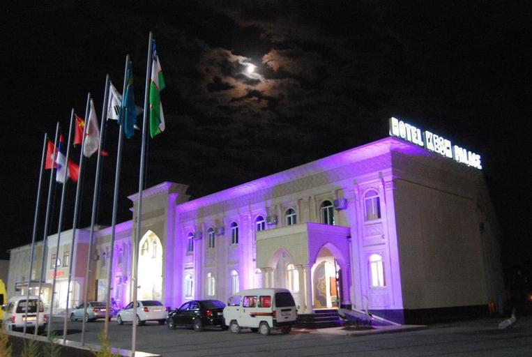 Hotel Kesh Palace, Shahrisabz
