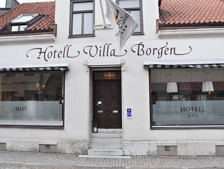 Hotell Villa Borgen, Gotland