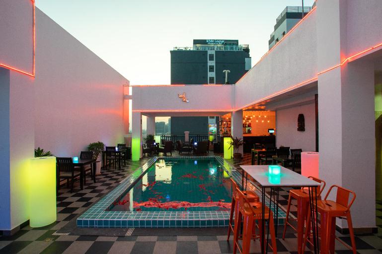 Wind Holiday Hotel, Phnom Penh