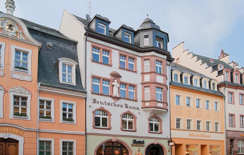 Hotel Deutsches Haus, Mittelsachsen