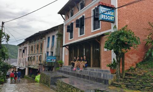 Bandipur Village Resort, Gandaki