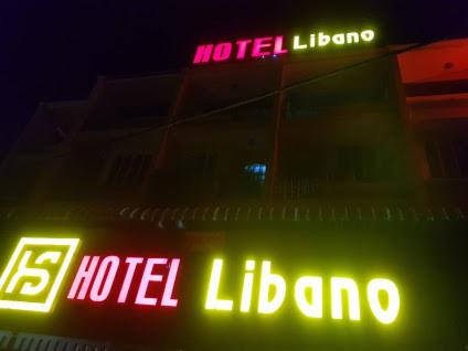 hotel libano, Thủ Đức