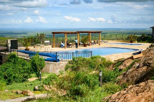 Saab Royale Resort, Kajiado West