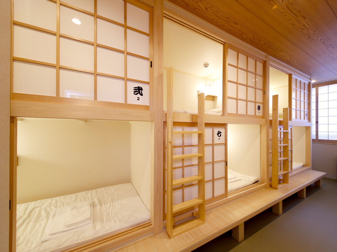 Guesthouse TSUNOYA - Hostel, Nara