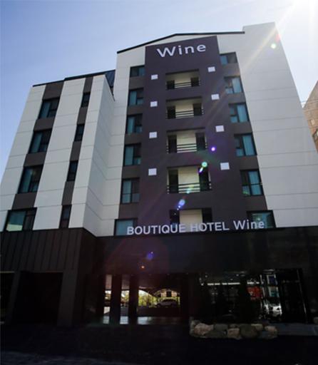Boutique Hotel Wine, Gwangsan