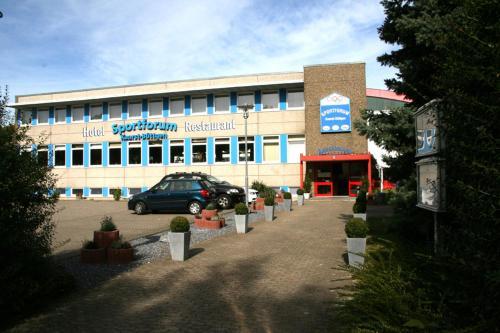 Sportforum, Rhein-Kreis Neuss