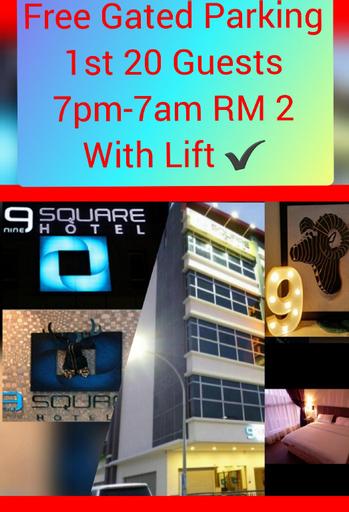 9 Square Hotel Bangi, Hulu Langat