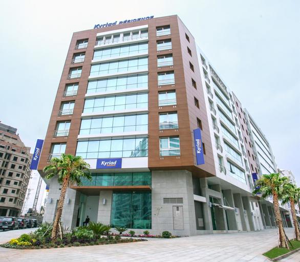 Kyriad Résidence Casablanca Centre Ville, Casablanca