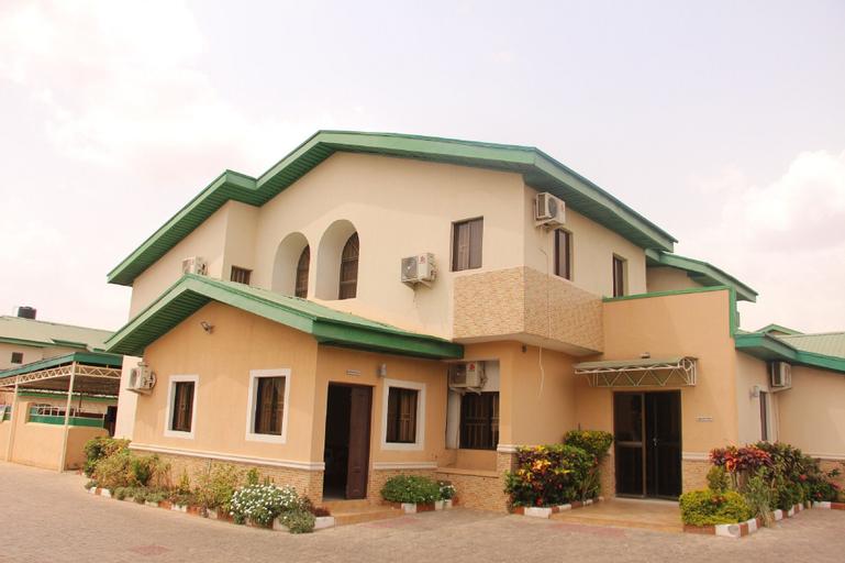 Luxritel Hotel, AbujaMun