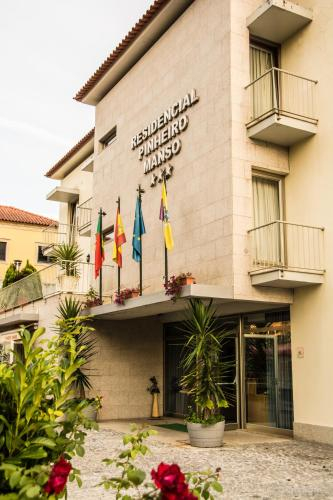 Hotel Pinheiro Manso, Ponte de Lima