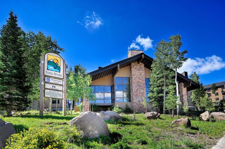 Cedar Breaks Lodge by Diamond Resorts, Iron