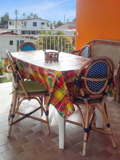 Apartment With 2 Bedrooms in Sainte Luce, With Wonderful sea View, Fur, Basse-Pointe