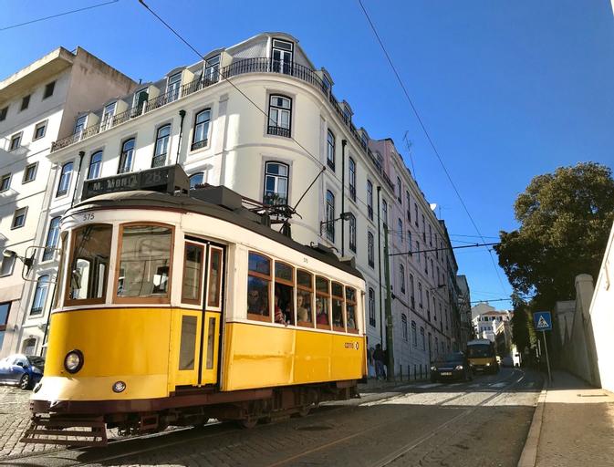 Casa da Estrela Next to Tram28, Lisboa