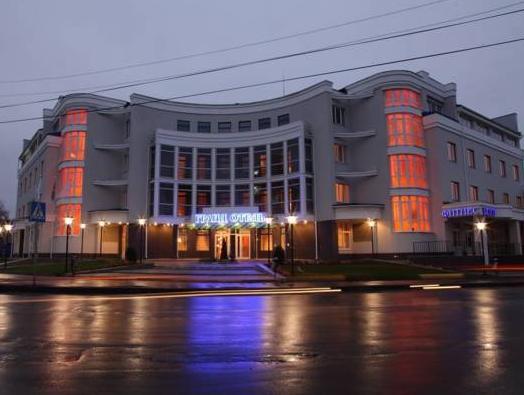 Grand Hotel Shuya, Shuya