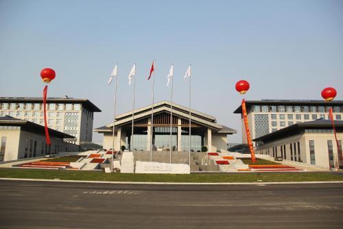 Jiangsu Haizhou Bayview Conference Center, Lianyungang