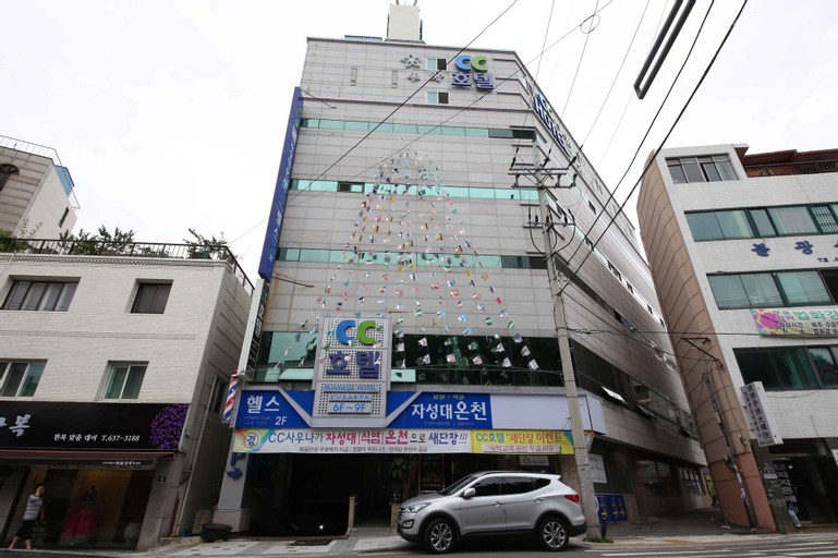 CC Business Hotel, Busanjin