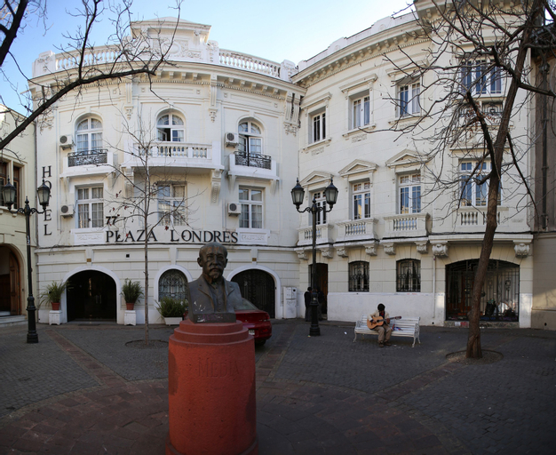 Hotel Plaza Londres, Santiago