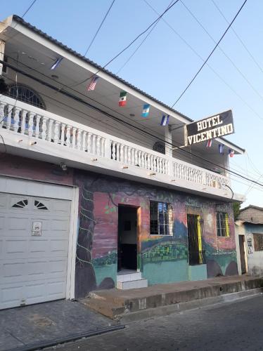 Hotel Vicentino, San Vicente