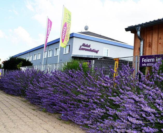Hotel Lavendelhof & Eselhof Nauen, Havelland