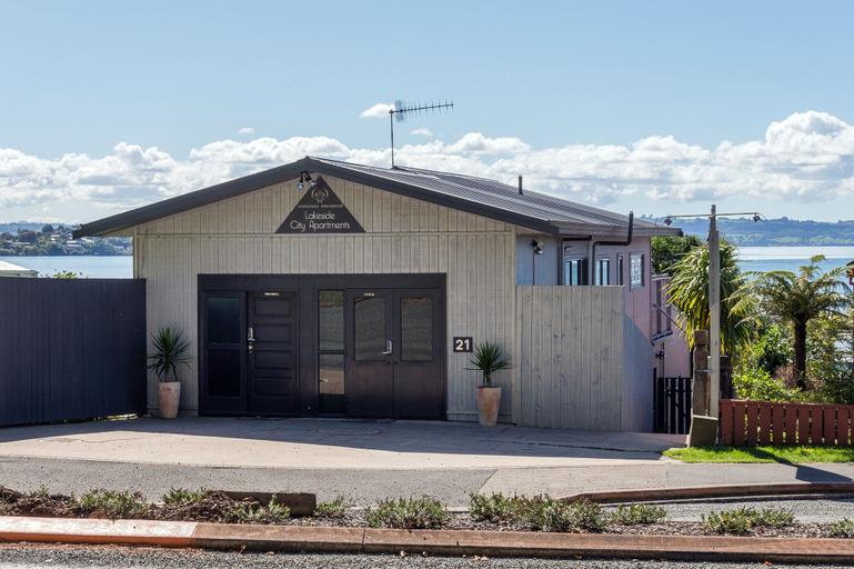 Lakeside City Apartments Penthouse, Rotorua