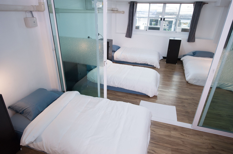 Hoppers Place Donmuang Hostel, Don Muang