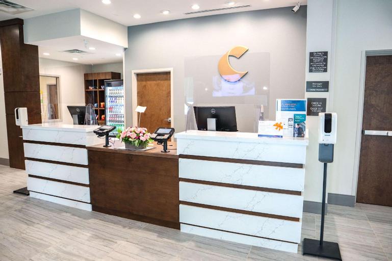Comfort Suites Gainesville Near University (Pet-friendly), Alachua