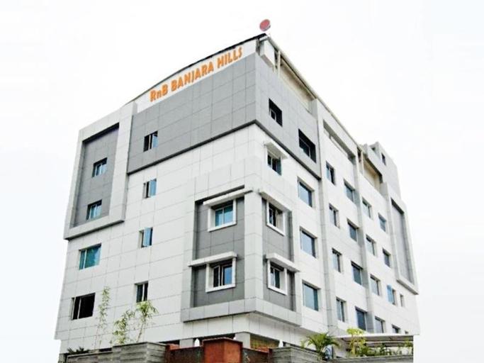 GIS SELECT BANJARA HILLS, Hyderabad