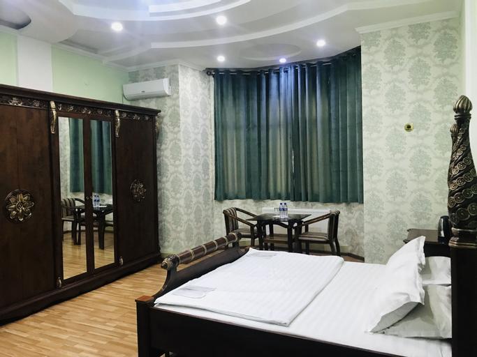 Rahat Palace, Tashkent City