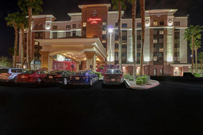 Hampton Inn Las Vegas Tropicana, Clark