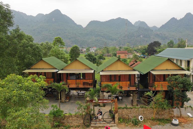 Jungle Boss Homestay, Bố Trạch