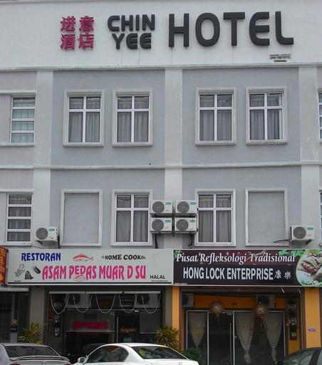 Chin Yee Hotel, Hilir Perak
